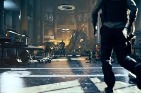 Take some time to watch Quantum Break's world collapse