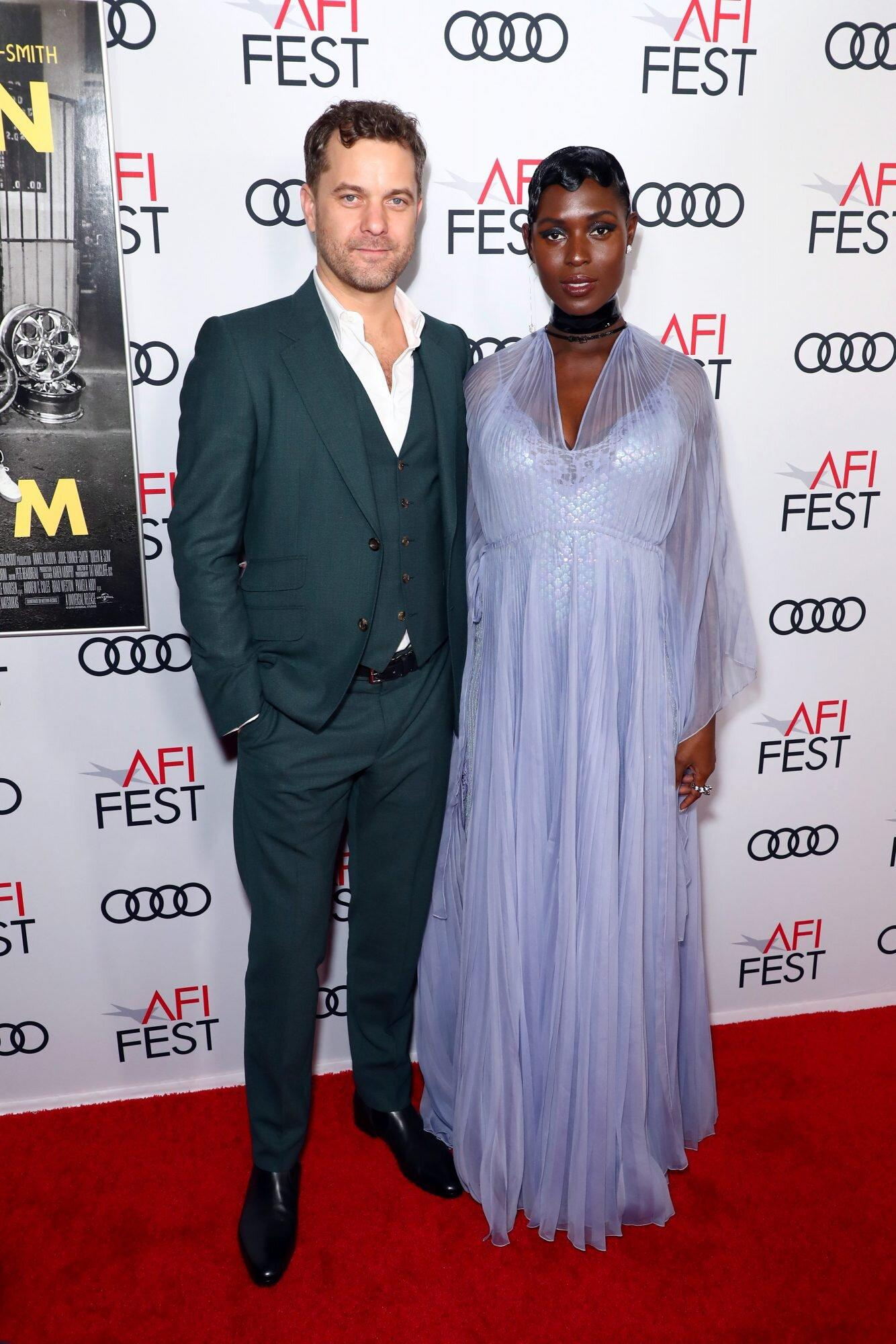 Jodie Turner-Smith Reveals She Had a 'One-Night Stand' with Joshua Jackson When They First Met