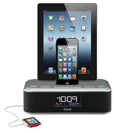 iHome unveils CES 2013 lineup, outs Lightning port-compatible docks and others