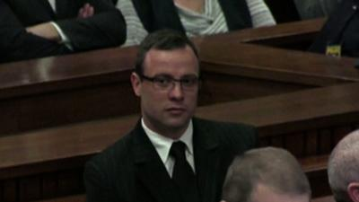 Lawyer: Pistorius Is 'Severely Traumatized'