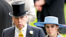 This is why Prince Andrew was allowed to walk Beatrice down the aisle
