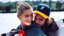 Justin Bieber's Fiancée Hailey Baldwin Is Ignoring Critics' 'Negativity' About Their Romance