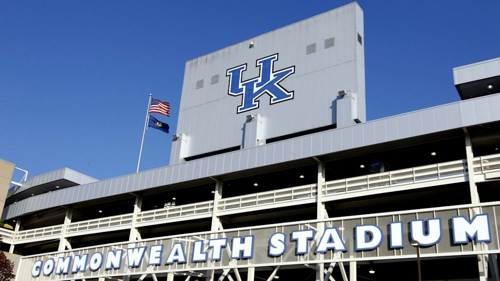 Kentucky will be first SEC school with corporate-named football stadium