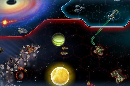 Stardock debuts first look at Galactic Civilizations 3, alpha begins March 27