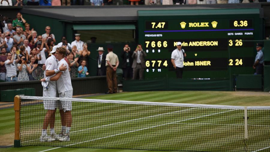 Wimbledon decides to introduce final-set tiebreaks