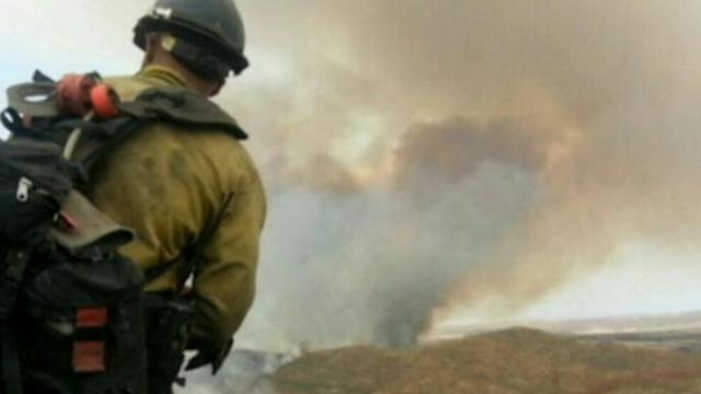 Sole 'Hot Shot' Survivor Warned Fellow Firefighters