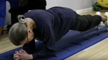 This Is Why People Are Planking To Celebrate Ruth Bader Ginsburg's 86th Birthday