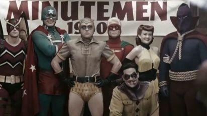 HBO's Watchmen live-action show cast is impressive