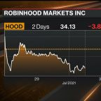 Ark's Cathie Wood Buys Up Robinhood Shares
