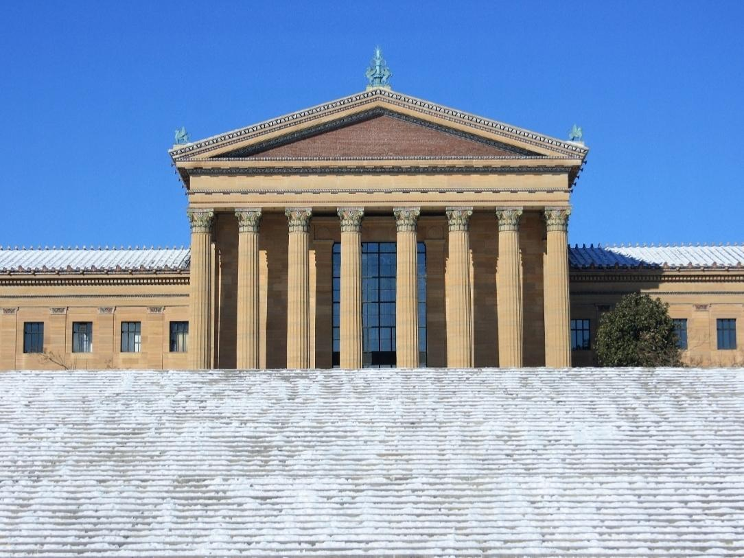 The Philadelphia Museum of Art was one of many institutions in the city to get grant funds that will help offset lost revenue.
