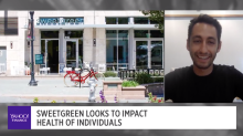 Sweetgreen CEO discusses it's impact on the food industry
