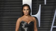 Ashley Graham didn't attend the Oscars but her stunning after party look stole the show