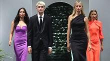 Jessica Gomes and Anwar Hadid lead the way on the David Jones catwalk
