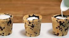 These deliciously edible 'shot glasses' will blow your mind