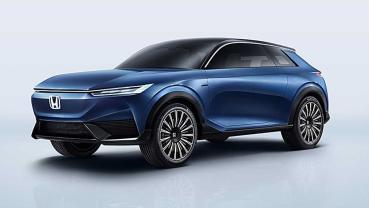 2020北京車展報導:HONDA全球首發電動概念車SUV e: concept和CR-V 插電式油電車型