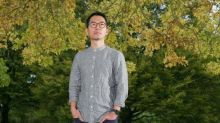 Nathan Law: 'The Hong Kong we knew has gone'