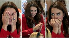 Why Kate Middleton doesn't wear brightly colored nail polish
