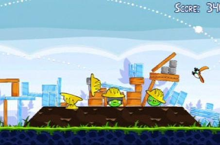 Angry Birds given gesture controls in tech demo