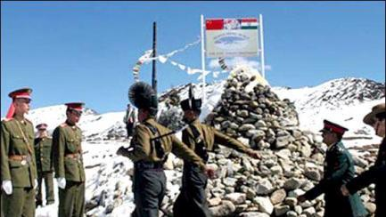Chinese soldiers again intrude in Ladakh
