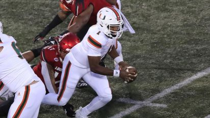 New-look Miami balls out on Louisville