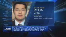 BMW to embark on joint venture with China's Great Wall Mo...