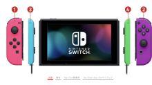 日本 Switch 玩家可以自己搭配 Joy-Con 顏色了