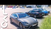 加拿大搶鮮試 Porsche Panamera 4 E-Hybrid Sport Turismo 海外試駕 - TCAR