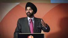 Mastercard CEO Banga to step down