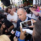 Michael Avenatti Gazed Long Into the Abyss. So Did His Fans.
