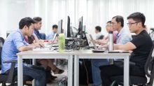 China Technology Stocks Bitten On Weak Data, Stock Market Concerns