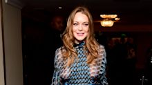 Lindsay Lohan says she plans to adopt first child