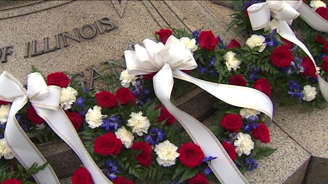 Memorial Day honored in Chicago, nationwide