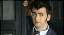David Tennant said he felt strange marrying the daughter of another actor who played Doctor Who