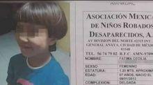 México: detuvieron a dos sospechosos por el crimen Fátima, la menor de 7 años torturada y asesinada