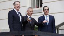 Trump recibirá al vice primer ministro chino Liu para tratar el pacto comercial
