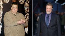 La sorprendente reaparición de John Goodman tras perder peso