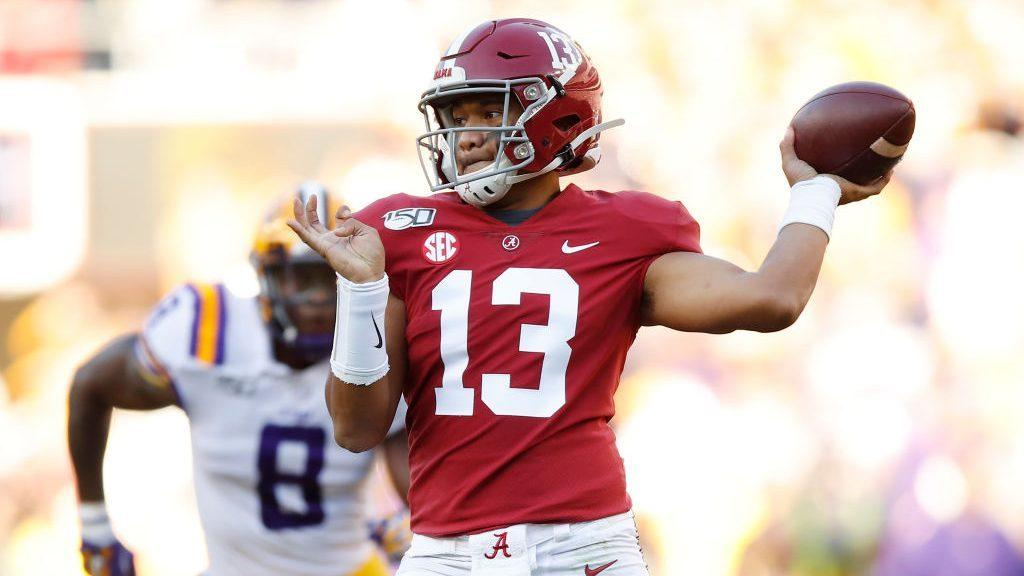 Tua Tagovailoa would choose to play for Cowboys if given the chance