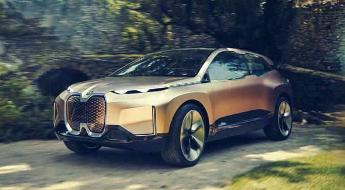 BMW iNext EV.