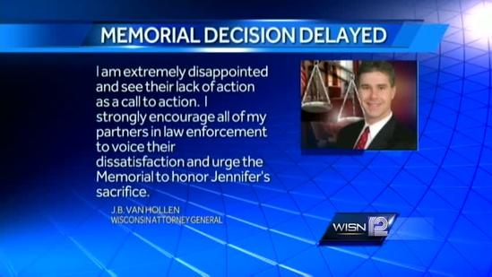 Van Hollen, Flynn react to Sebena memorial delay