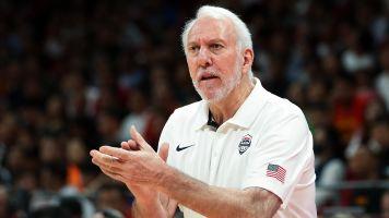 Popovich defends Team USA, rips critics