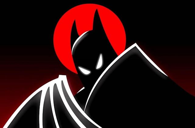 'Batman: The Animated Series' is coming to Blu-ray in 2018