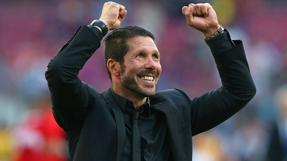 Simeone hints at future Inter role