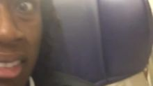 This video of a woman's disgusting flight is going viral