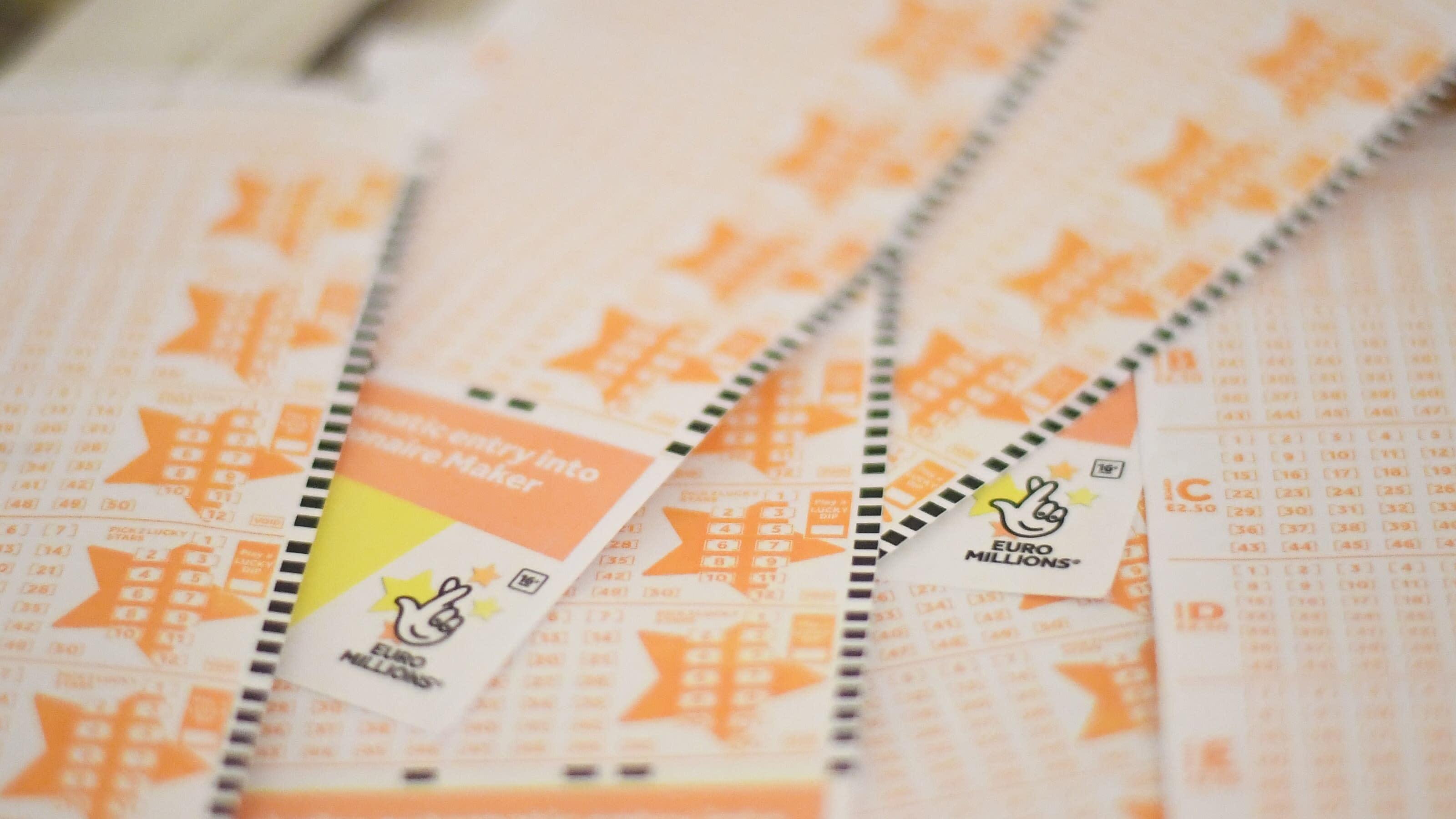 UK ticket-holder wins £105m EuroMillions jackpot