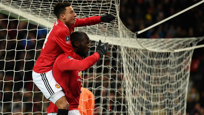 Mourinho favourites lift United into FA Cup semis