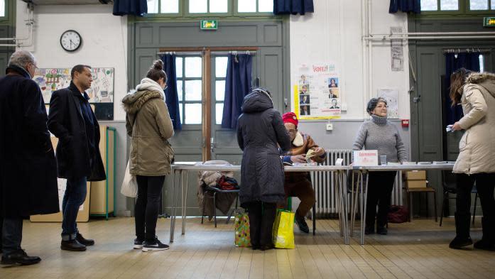 Primaire de la gauche horaires bureaux de voteu comment voter