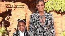La hija de Beyoncé debuta en la banda sonora de El Rey León