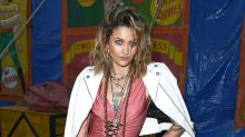 Paris Jackson Cleans Graffiti Off of Radio Host Michael Jackson's Hollywood Walk of Fame Star
