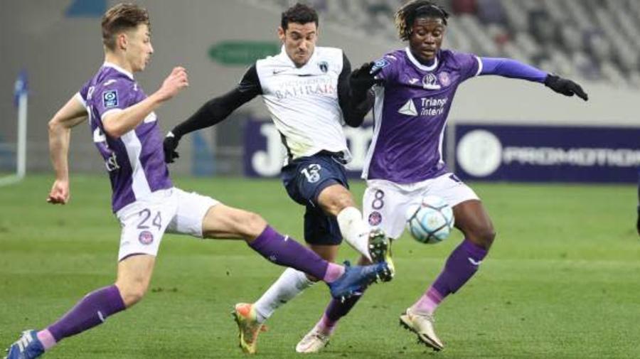 Foot - Transferts - Le milieu de Toulouse (Ligue2) Manu Koné s'engage à Mönchengladbach jusqu'en 2025