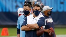 Mike Vrabel appeared to take an intentional penalty to stop the clock on Titans' comeback